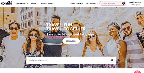 Contiki vacations payment plans